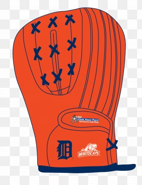 Oven Glove - Detroit Tigers Boxing Glove Clip Art PNG