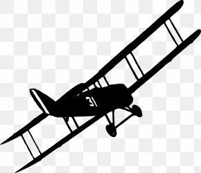 Aeroplane - Airplane Biplane Clip Art PNG