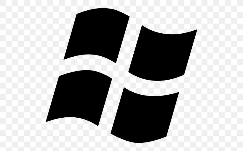 Windows Key Symbol, PNG, 512x512px, Windows Key, Black, Black And ...