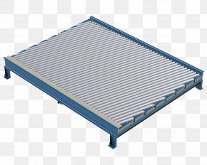 Conveyor System Conveyor Belt Lineshaft Roller Conveyor Material Handling Pallet PNG