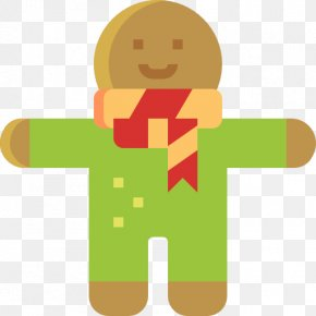 Gingerbread Man - Gingerbread Man Clip Art PNG
