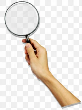 A Magnifying Glass - Magnifying Glass Magnifier PNG