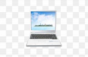 Laptop Computer Prototype - Laptop Netbook Computer Download PNG