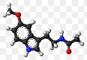 Molecule - Effects Of Blue Light Technology Circadian Rhythm Melatonin Sleep PNG