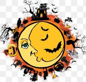 Halloween Pumpkins Clipart - Halloween Ghost Clip Art PNG