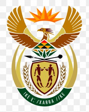 Symbol - Coat Of Arms Of South Africa National Coat Of Arms Flag Of South Africa PNG