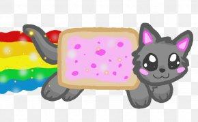 Kawaii - Nyan Cat Clip Art PNG