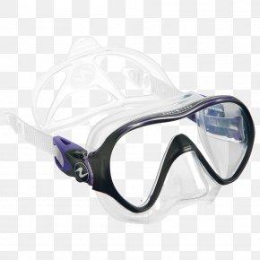 Scuba - Aqua-Lung Aqua Lung/La Spirotechnique Diving & Snorkeling Masks Scuba Diving PNG