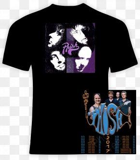 Tour & Travels - Concert T-shirt The Joshua Tree Tour 2017 Beautiful Trauma World Tour Concert T-shirt PNG