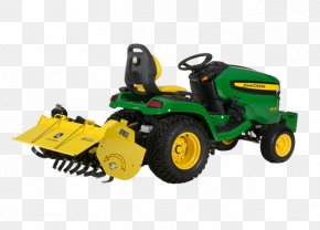 Tractor - John Deere Cultivator Lawn Mowers Tractor String Trimmer PNG