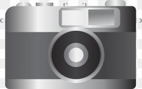 Photo Camera - Photographic Film Camera Photography Clip Art PNG