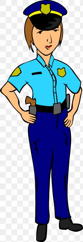Police Officer Clipart - Police Officer Free Content Clip Art PNG