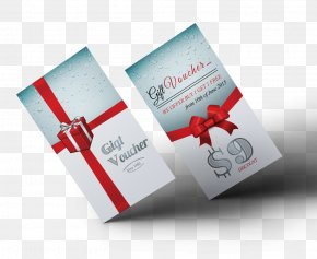 Business Corporate Identity Gift Items - Gift Card Voucher Brand PNG