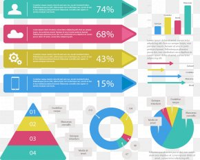 Color Flat Infographic Template - Infographic Euclidean Vector PNG