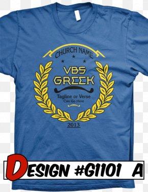 T-shirt - T-shirt Sports Fan Jersey Sleeve Logo PNG