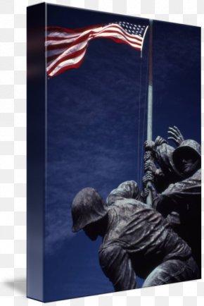 Iwo Jima - 03120 Poster Flag PNG