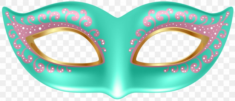 Mask Masquerade Ball Clip Art, PNG, 8000x3441px, Mask, Carnival, Gas Mask, Jaw, Mardi Gras Download Free