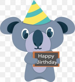 Happy Birthday To You Koala! - Koala Happy Birthday To You PNG
