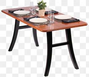 Wood Table - Table Loft Dining Room Matbord Chair PNG