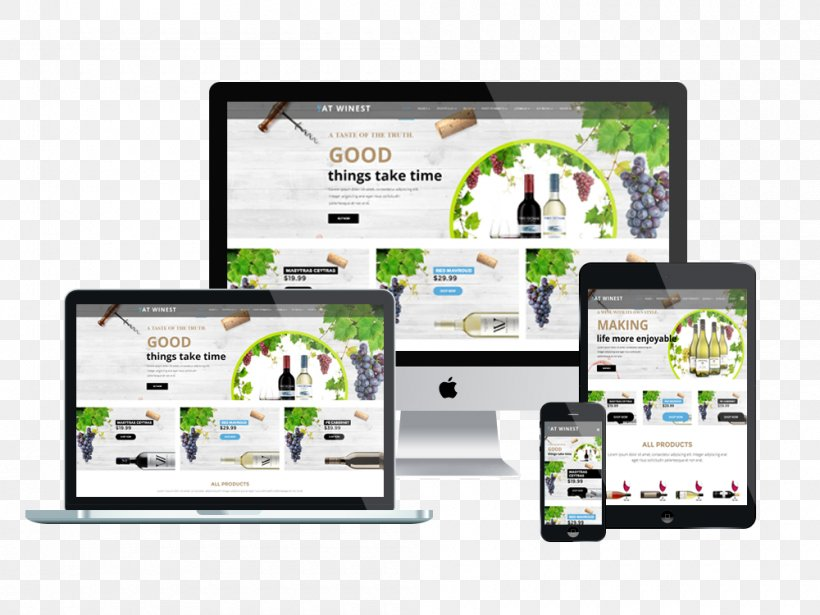 Responsive Web Design Wordpress Template Theme Woocommerce Png 1000x750px Responsive Web Design Brand Cascading Style Sheets