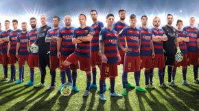 Fc Barcelona - FC Barcelona Football Team Sport PNG