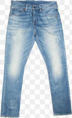 Jeans Image - Levi Strauss & Co. Jeans Slim-fit Pants Denim Clothing PNG