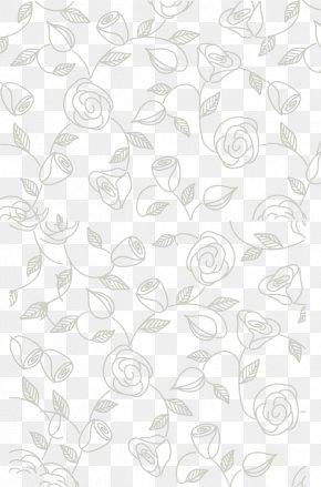 Invitations Pattern Background - Petal Pattern PNG
