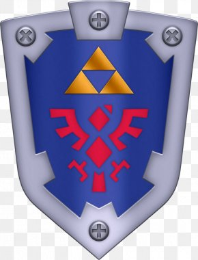 Blue Shield - The Legend Of Zelda: Breath Of The Wild The Legend Of Zelda: Skyward Sword Zelda II: The Adventure Of Link The Legend Of Zelda: A Link To The Past And Four Swords PNG