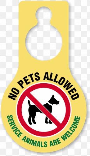 Dog - Service Animal Dog Logo Brand Pet PNG