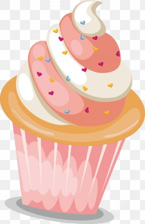Colored Cupcakes - Cupcake Sundae Bakery PNG