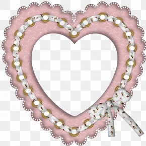 Marcos - Heart Picture Frames Photography Clip Art PNG