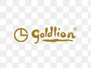 Golden Logo - Retail Logo Goldlion Brand PNG