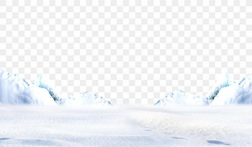 Blue Sky Winter Wallpaper Png 7087x4134px Blue Arctic
