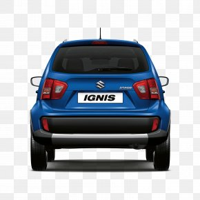 SUZUKI CAR - Car Door Suzuki Ignis Compact Car Sport Utility Vehicle PNG