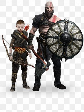 God Of War - God Of War PlayStation 4 Kratos Video Games Island Delta PNG