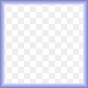 Blue Border Frame Transparent - Square Angle Microsoft Azure Pattern PNG