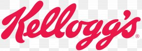 Super Market - Kellogg's Breakfast Cereal Logo NYSE Corn Flakes PNG