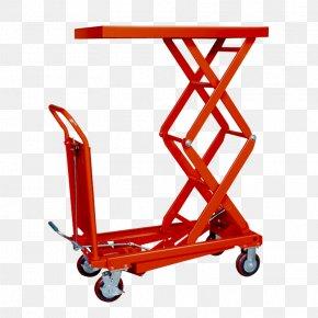Aerial Lift - Lift Table Scissors Mechanism Hydraulics Elevator Industry PNG