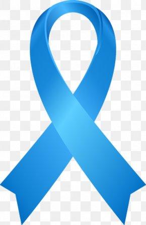 Symbol Ribbon - Blue Cobalt Blue Aqua Turquoise Electric Blue PNG