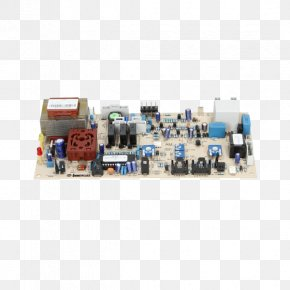Circuit Board - Electronic Component Electronics Electronic Engineering Boiler Printed Circuit Board PNG