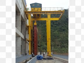 Crane - Overhead Crane Business Industry Architectural Engineering PNG