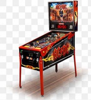 Pinball - The Pinball Arcade Kiss Stern Electronics, Inc. AC/DC PNG