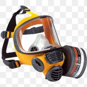Mask - Full Face Diving Mask Respirator Personal Protective Equipment Diving & Snorkeling Masks PNG
