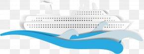 Cruise Ship - Paper Watercraft Ship PNG