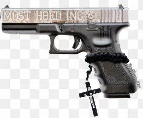Weapon - Trigger GLOCK 17 Firearm Pistol 9×19mm Parabellum PNG