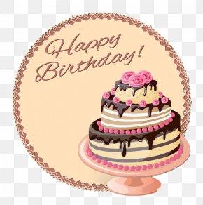 Happy Birthday - Birthday Cake Wedding Cake Cupcake Bakery Christmas Cake PNG