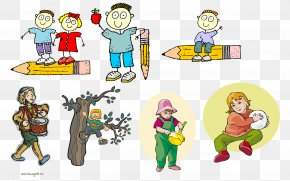 School Supplies - School Teacher Student Drawing Clip Art PNG