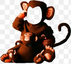 Child - Halloween Costume Child Toddler Monkey PNG