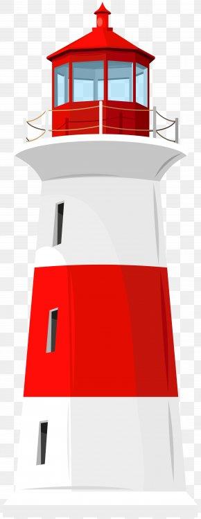Lighthouse Transparent Clip Art Image - Lighthouse Clip Art PNG