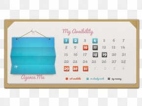 Calendar - User Interface Design Graphical User Interface PNG